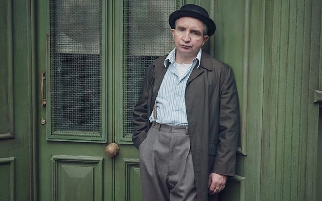 Eddie Marsan as Soly Malinovsky in 'Ridley Road.' (Courtesy Red Productions)