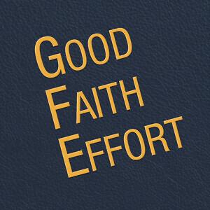 Good Faith Effort